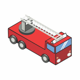 Fire engine cut out
