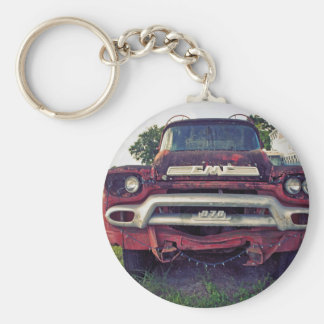 Fire Engine Red Key Chains