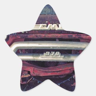 Fire Engine Red Sticker
