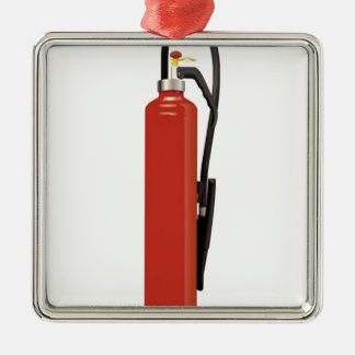 Fire extinguisher design christmas tree ornaments