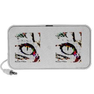 Fire Eye Speaker