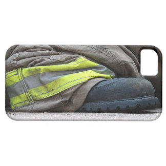 Fire Fighter Barely There iPhone 5 Case