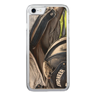 Fire Fighter Carved iPhone 8/7 Case