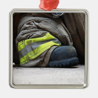 Fire Fighter Christmas Ornament