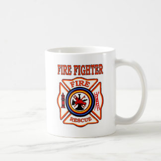 FIRE FIGHTER COFFEE MUG