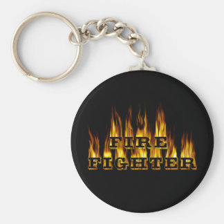 Fire Fighter Key Chain
