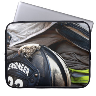 Fire Fighter Laptop Sleeve
