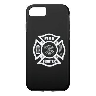 Fire Fighter Maltese Cross iPhone 7 Case