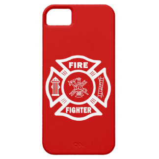 Fire Fighter Maltese iPhone 5 Cover