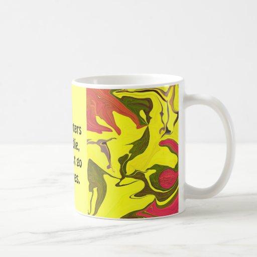 fire fighters blaze mug
