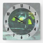 Fire Fighter's Helmet Clock