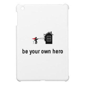 Fire Fighting Hero Cover For The iPad Mini