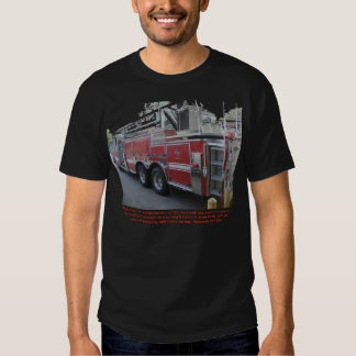 Fire Fighting Passion to Preach Tshirts