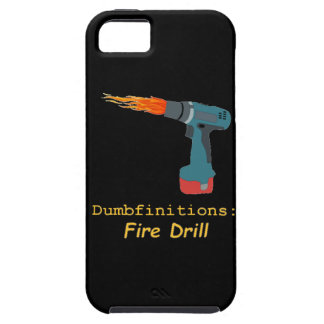 Fire! Fire Drill It's on the Case. iPhone 5 Covers