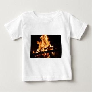 Fire & Flames 2 Baby T-Shirt