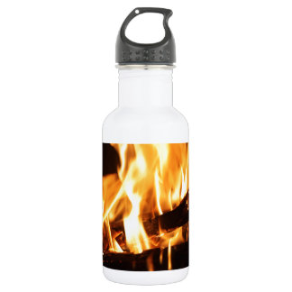 Fire & Flames 532 Ml Water Bottle