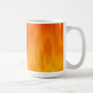 Fire / Flames Artwork: Coffee Mug