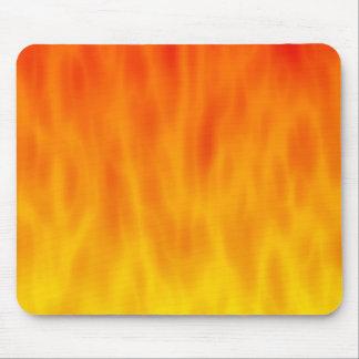 Fire / Flames Artwork: Mouse Mat