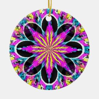 Fire Flower Ornament