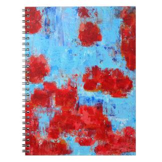 Fire Flowers notebook