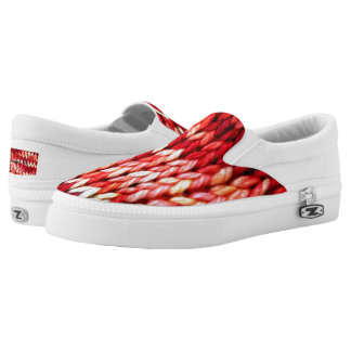 Fire Fly knitted image slip on sneaker