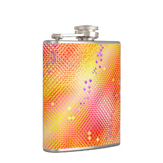 Fire Freesia Flask