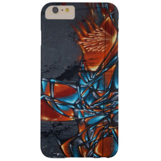Fire Graffiti Barely There iPhone 6 Plus Case