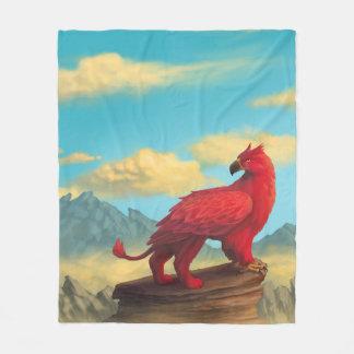 Fire Griffon Blanket