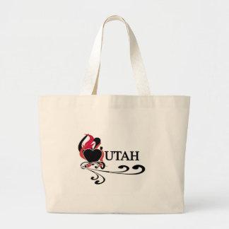 Fire Heart Utah Bags