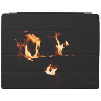 fire in my heart iPad cover
