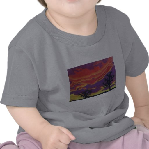 Fire in the Sky Baby T-Shirt
