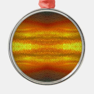 Fire In The Sky Christmas Ornament