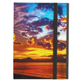 Fire in the Sky Cover For iPad Air