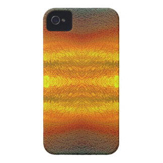 Fire In The Sky iPhone 4 Cover