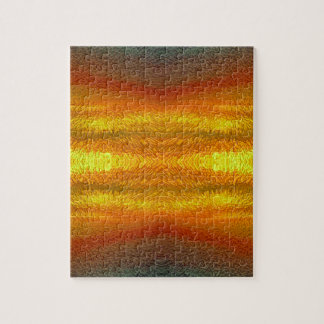 Fire In The Sky Jigsaw Puzzle