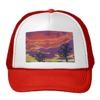 Fire in theSky Hat