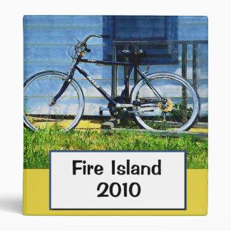 Fire Island Avery Binder