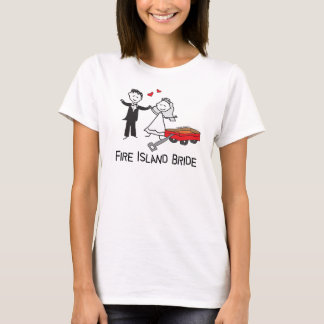 Fire Island Bride T-Shirt