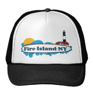 Fire Island. Cap