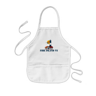 Fire Island. Kids Apron