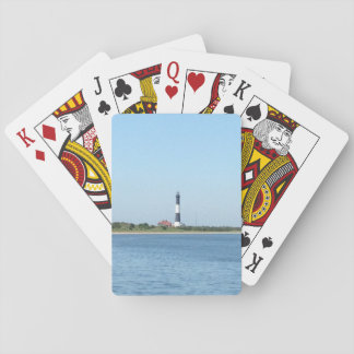 Fire Island lighthouse playing cards
