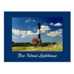 Fire Island Lighthouse Postcard