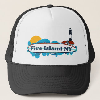 Fire Island. Trucker Hat