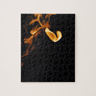 Fire Jigsaw Puzzle