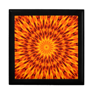 Fire Kaleidoscope Gift Box