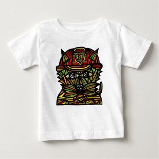 """""""Fire Kat"""" Baby Fine Jersey T-Shirt"""