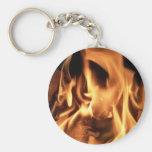 Fire Key Chains