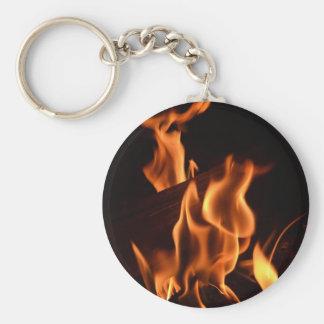 Fire Key Ring