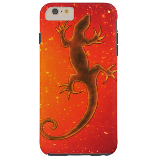 Fire Lizard Tough iPhone 6 Plus Case