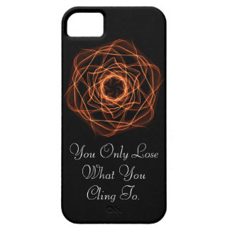 Fire Lotus Case. iPhone 5 Covers